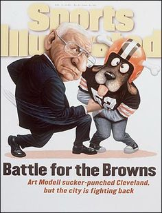 Death of Art Modell Brings Back Memories of Browns Move to Baltimore