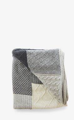 DIY Quilt idea with old knits.