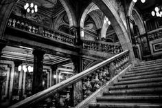 City Chambers... Marble Staircase, Glasgow, Scotland, City, Travel, Viajes, Traveling, City Drawing, Trips