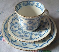 Samuel Radford, Art Nouveau, Tea for One Set