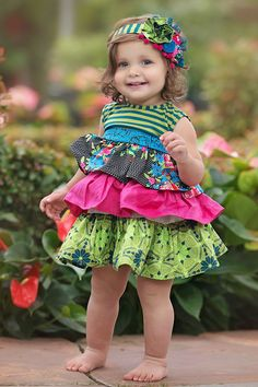Baby by Persnickety Clothing - Forget Me Not Paisley Dress in Green Blue Stripe Spring 2015 Delivery 1 Black Et Mortimer, Meaghan Martin, Lisalla Montenegro, Nananana Batman, Catty Noir, The Bikini, Looks Style, Lady, Just In Case