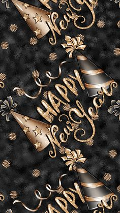 Wallpaper… By Artist Unknown… – - Neujahrswünsche Sprüche Happy New Year Status, Happy New Year Wallpaper, Happy New Years Eve, Happy New Year Quotes, Happy New Year Wishes, Happy New Year Greetings, Quotes About New Year, Happy New Year 2019, Photos Nouvel An