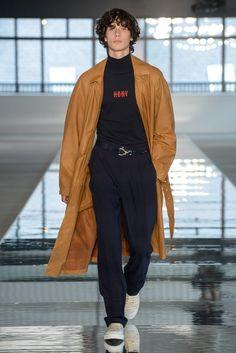 Boss Menswear Spring Summer 2018 New York