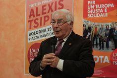 """Tsipras, Giulietto Chiesa: """" Usciamo dalla Nato e ripartiamo da un programma politico di pace"""""""