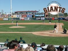 Tickets for cactus league spring training games at the Scottsdale Stadium go on sale 1/10!