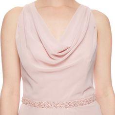 Jenny Packham Designer Rose Pink  Maxi Dress UK12 Vintage Glamour Was £160