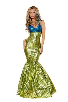 3e4f69dc13e820 Sirena The Mermaid Costume Bundle with Rave Shorts ** You can get more  details by. Mermaid Fancy DressAdult ...