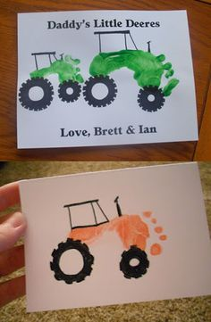 cute fathers day cards to make