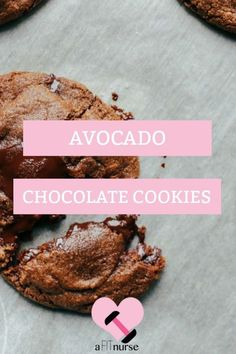 The healthiest cookie in the world! As long as you substitute the egg. Vegan Sweets, Healthy Sweets, Healthy Baking, Vegan Desserts, Just Desserts, Baking Recipes, Cookie Recipes, Dessert Recipes, Low Carb Dessert