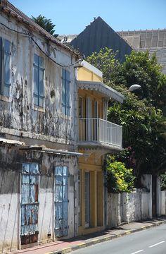 Streets of Saint Denis, Reunion