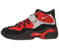 Nike Air Zoom Turf – Fire Red / White-Black-Metallic Silver, 10.5 D US  reviews  in 2015   Pegaztrot Buyer Friend