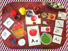 Four Seasons Christian Academy : My Father's World: Unit 4 Apple
