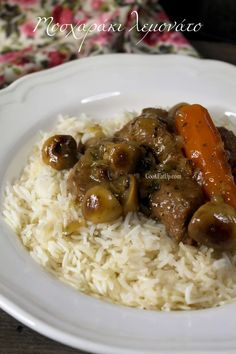 Cookbook Recipes, Cooking Recipes, Grains, Food And Drink, Rice, Meat, Chicken, Ss, Beef