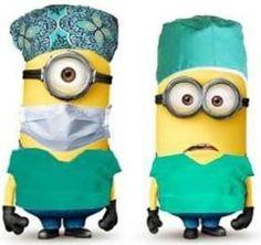 Health worker minions