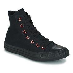 Chuck taylor all star hearts canvas hi. Zapatos Mujer Zapatillas altas  Converse ... 6761965bfe27