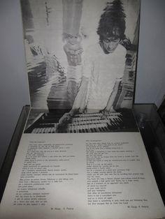 Collegium Musicum - Konvergencie (inner picture) - 1971