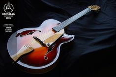 Exhibitor at the Holy Grail Guitar Show 2015: Chris Larkin, Chris Larkin Custom Guitars, Ireland. http://www.chrislarkinguitars.com, https://www.facebook.com/ChrisLarkinGuitars, http://holygrailguitarshow.com/exhibitors/chris-larkin-custom-guitars/