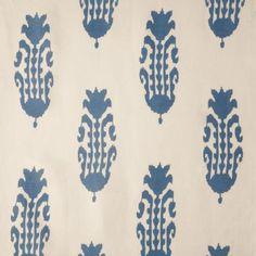 Kamasi Linen Fabric from Oka