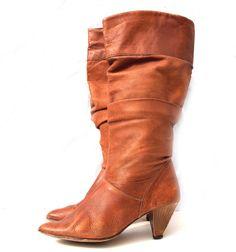 vintage boots!