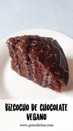 Vegetarian Recepies, Halal Recipes, Delicious Vegan Recipes, Sweet Recipes, Yummy Food, Chocolate Desserts, Healthy Desserts, Dessert Recipes, Vegan Pastries