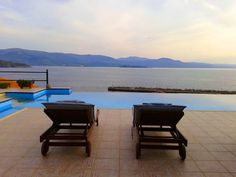 Such a sunny day, you can Only Relax!! at #Villa #Molova, #Molyvos, #Μήθυμνα, #Lesvos, #Greece