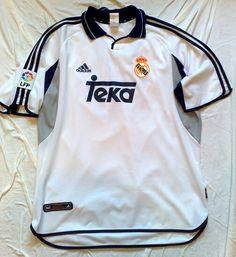 Real Madrid 2001
