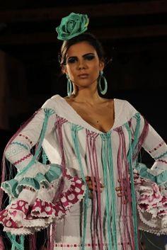 Traje de Flamenca - Manuela-Macias - SIMAR-2012-