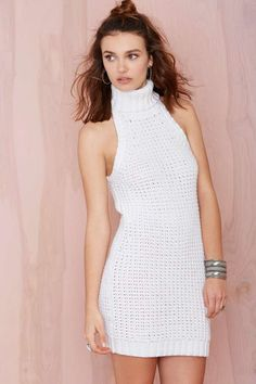 Nasty Gal Knitty Gritty Dress | Shop Dresses at Nasty Gal