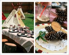 {Customer Feature} Camp Out Party!