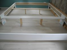 Stunning Ein Traum in Wei u Das Ikea Malm Familienbett Das Malm Bett von Ikea ist ein