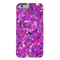 Sparkles & Glitter iPhone 6 case