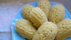 The Can-Do Candida Diet: Candida Diet Madeleine Cakes: J'adore - Let's Bake More!