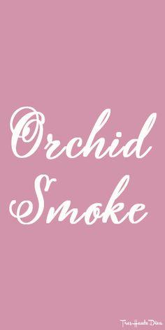 #Pantone #Orchid Smoke ♔ Très Haute Diva