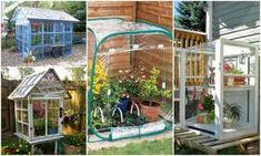 17 egyszerű, költséghatékony, saját készítésű üvegház, palántáink védelmére