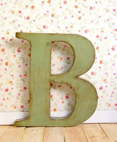 Letra decorativa   La tienda de La Factoría Plástica