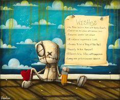 Fabio Napoleoni. Love love love his art. Just makes me smile! :)