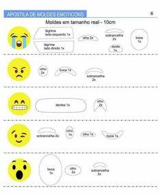 Emoji: simpatici segnalibri dalle faccine buffe – Ricci e Fantasia Cool Paper Crafts, Crafts To Make, Crafts For Kids, Boyfriend Anniversary Gifts, Boyfriend Gifts, Emoji Templates, Emoji Board, Emoji Costume, Emoji Craft