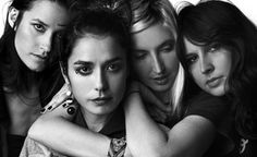 Warpaint perform 'Love Is To Die' on US TV show 'Conan' – watch | News | NME.COM