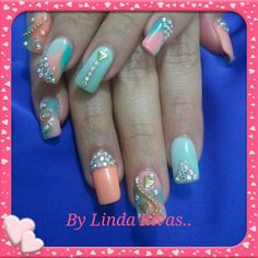 linda Rivas nails