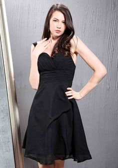 Black Bridesmaid Dresses Under 100