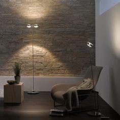 lampa master ložnice  OCCHIO SENTO LETTURA + TERRA