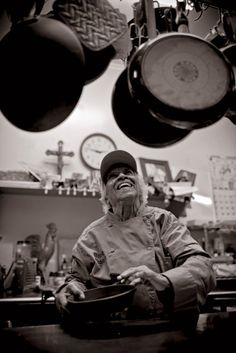 dooky chase restaurant...2301 orleans avenue, new orleans, 70119 (504) 821-0535...the queen of creole cuisine, leah chase, in the kitchen...