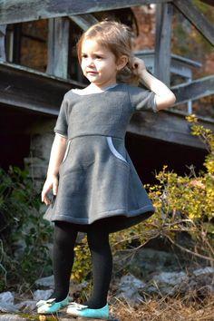 Guestpost: Foliis (no zipper) dress hack – Sofilantjes Patterns