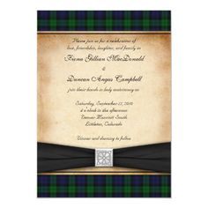 340 Best Scottish Wedding Invitations