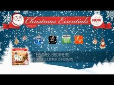 The Ames Brothers - I Got a Cold for Christmas // Christmas Essentials