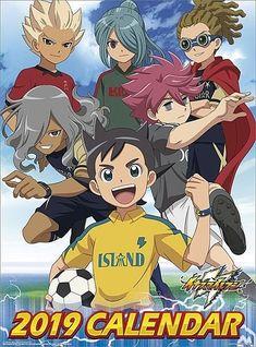Inazuma Eleven Strikers, Inazuma Eleven Go, Manga, Japan, Anime, Jude Sharp, Fictional Characters, Collection, Dibujo