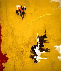 Number 21 - Clyfford Still Oil Painting - 1948