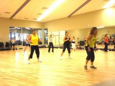 I know you want me-Zumba with Erika