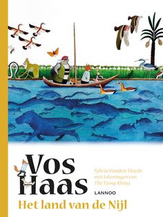 Vos en Haas. Het land van de Nijl Charlotte Mason, Read Aloud, Little Ones, Books To Read, Diagram, Map, Brainstorm, Reading, World