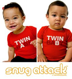 Adorable (and Hilarious!) Baby Clothes from Snug Attack